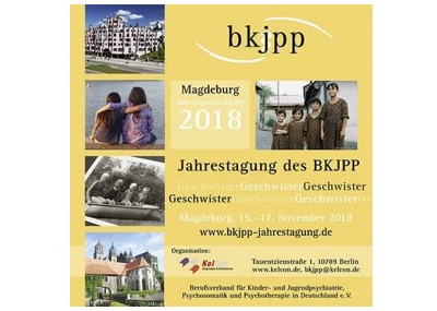 Jahrestagung des Berufsverbands für Kinder- und Jugendpsychiatrie, Psychosomatik und Psychotherapie (BKJPP)