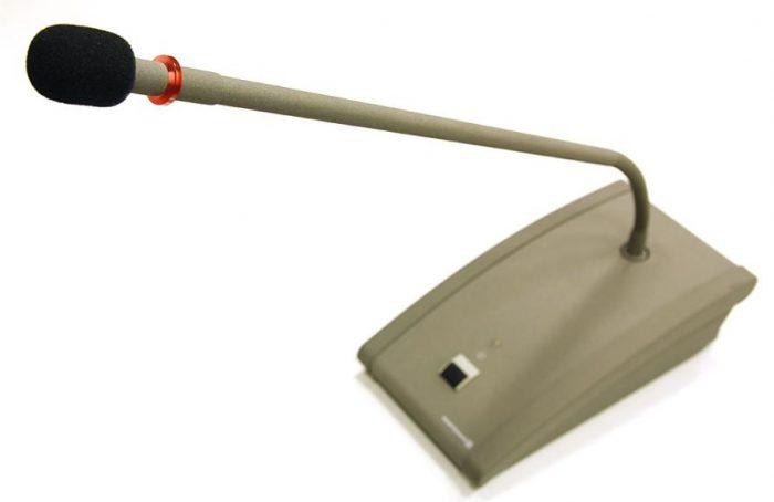 Mikrofone (Handgerät-Mikrofone, Tischmikrofone) und Antennenverteiler mieten