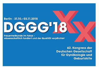 62. Kongresses der Deutschen Gesellschaft für Gynäkologie und Geburtshilfe