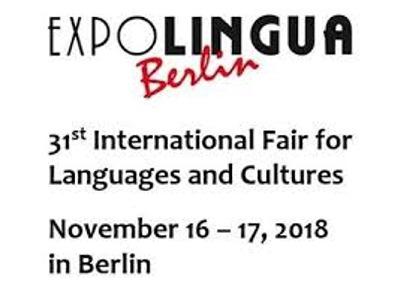 Expolingua 2018 - Internationale Messe für Sprachen und Kulturen