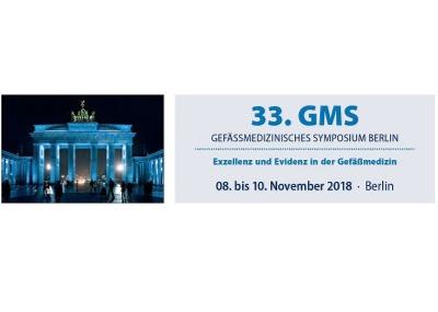 33. Gefäßmedizinische Symposium (GMS)