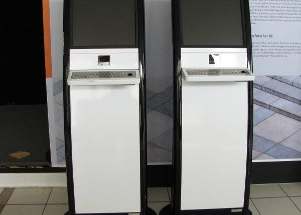 Kiosksysteme für Internetcafé | Internet-Kiosksystem | Point-of-Service-Systeme